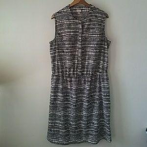 Merona sleevless dress